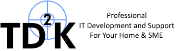 TD2K Profesional IT Development and support for you home and business
